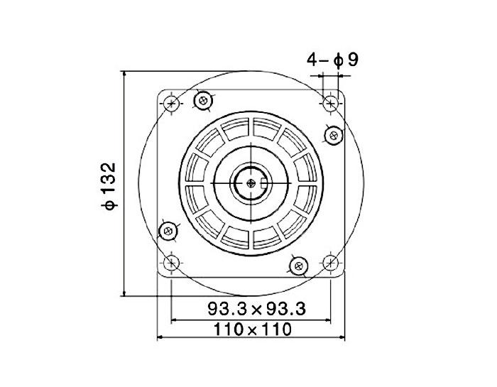 110byg350a 110byg350b 110byg350c 110byg350d 3 Phase Motor